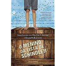 eBook O menino da lista de Schindler