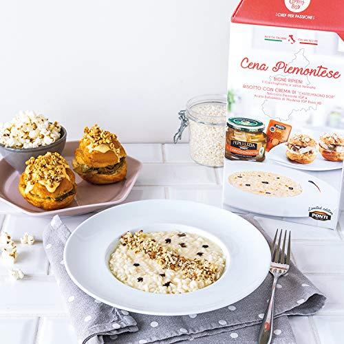 smartbox - Cofanetto Regalo - Il Meglio della Cucina pugliese o piemontese: 1 My Cooking Box con Consegna a Domicilio - Idee Regalo Originale