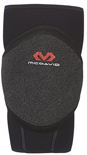 McDavid Handball Knieschützer 671, Black, L