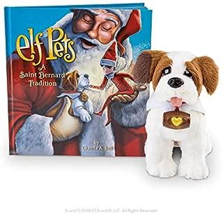 The Elf on the Shelf Pets: A Saint Bernard Tradition
