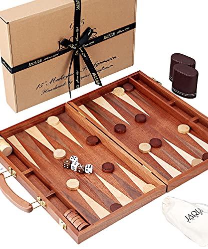 Jaques of London -   Backgammon Set - 15
