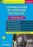 Commissaire de police et officier de police - Tout-en-un