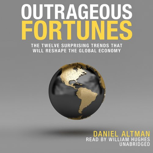Couverture de Outrageous Fortunes