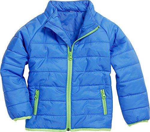 Schnizler Steppjacke uni Jacket, Bleu (7), 6 mois Mixte bébé