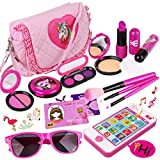 Product Image of the Meland Kids Makeup Kit - Girl Pretend Play Makeup & My First Purse Toy for...