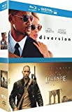 Will Smith : Diversion + Je suis Une légende [Blu-Ray + Copie Digitale]