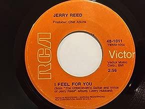 JERRY REED - ko-ko joe/ i feel for you RCA 1011 (45 vinyl single record)