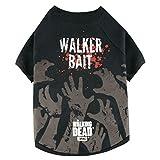 Unbekannt The Walking DeadCamiseta de PerrosWalker Bait (S de XL)