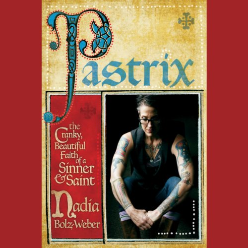 Pastrix audiobook cover art