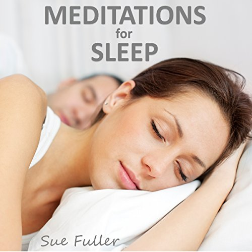Meditations for Sleep audiobook cover art