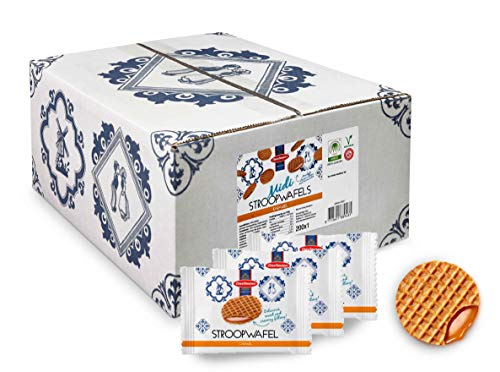 Daelmans Midi Stroopwafels - Case of 150 pcs