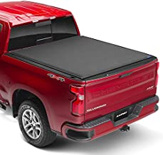 Lund Genesis Elite Roll Up, Soft Roll Up Truck Bed Tonneau Cover | 96873 | Fits 2015 - 2020 Ford F-150 6' 5