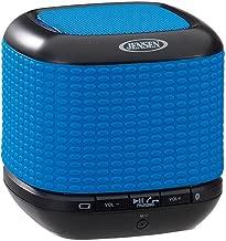 JENSEN SMPS-621-BL Portable Bluetooth Wireless Speaker, Blue