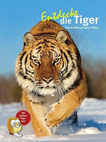 Entdecke die Tiger (Entdecke - Die Reihe mit der Eule / Kindersachbuchreihe)