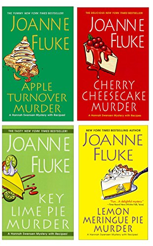 Apple Turnover Murder Bundle with Key Lime Pie Murder, Cherry Cheesecake Murder, Lemon Meringue Pie Murder and an EXTENDED excerpt of Devil's Food Cake Murder (A Hannah Swensen Mystery)
