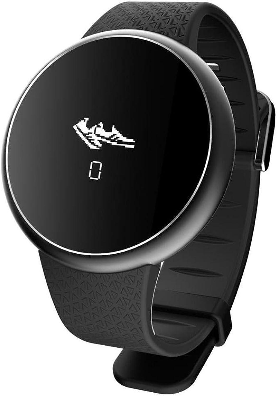 SHOHUANBIA A98 Fitness Smartwatch Blautdruck Herzfrequenz-Messgert Anruferinnerung Aktivitts-Tracker für Android iOS
