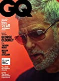 GQ Magazine (December, 2020/January, 2021) George Clooney Cover