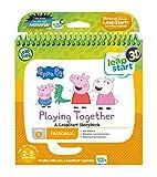 LeapFrog 460403 Peppa Pig 3D Story Book Lernspielzeug, Mehrfarbig, Einheitsgröße -