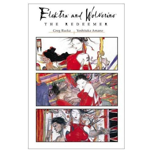 Elektra & Wolverine: The Redeemer