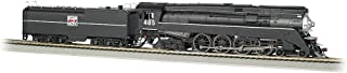 Bachmann GS64  4-8-4 Western Pacific #485 DCC Equipped Locomotive (HO Scale)