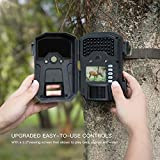 Zoom IMG-2 apeman fototrappola 20mp 1080p videocamera