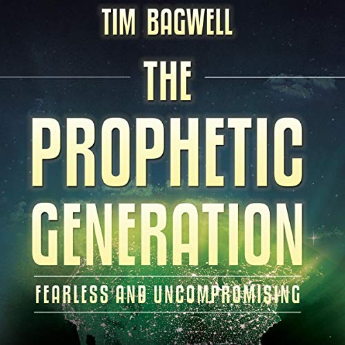 The Prophetic Generation  By  cover art