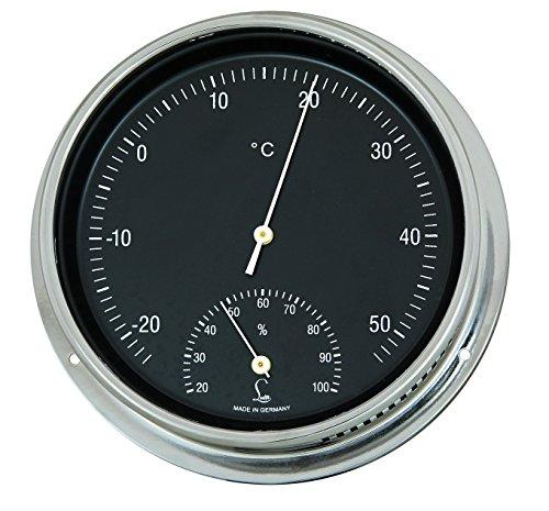 Lufft Hygrometer Raumklimamesser, silber