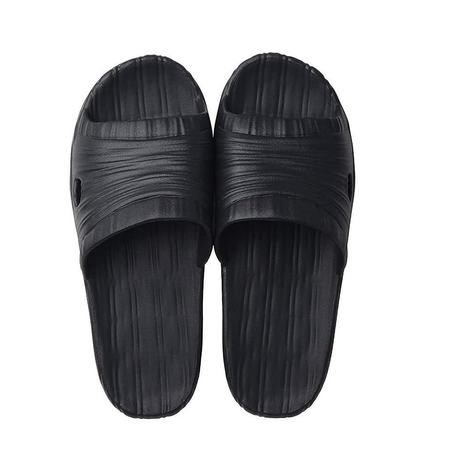 幻想スラム街深めるQFFL 浴室スリッパ、スリッパの上の女性/男性のスリップ滑り止めのシャワーのサンダルの家の柔らかい泡の唯一のプールの靴浴室の水の靴 (色 : 5, サイズ さいず : 42-43)