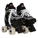 Product Image of the Circle Society Classic Adjustable Indoor and Outdoor Childrens Roller Skates -...