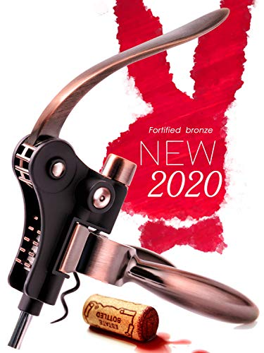 Corkscrew Wine Opener Set [Bronze] Bottle opener Wine Bottle Opener Wine Accessories Wine Opener...
