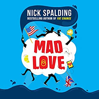 Mad Love audiobook cover art