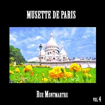 Musette de Paris, Rue Montmartre Vol 4