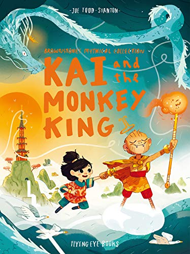 Kai and the Monkey King: Brownstone's Mythical Collection