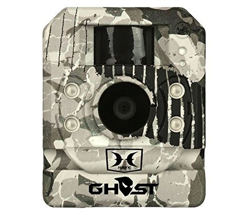 Hawk Ghost HD20 Game Cam Smart Phone Control IP67 Waterproof Fast Ultra Sensor