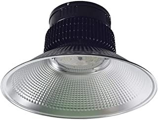 UFO High Bay Light Commercial Lighting Fixture LED Aluminum Body, Dimmable, 5000K Daylight, LED Warehouse Lighting, Corrosion & Static Resistance, for Indoor Used (100)