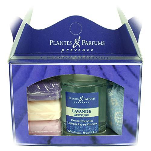 Plantes & Parfums de Provence - Mini Coffret Cadeau Lavande de Provence