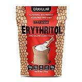 Smart138 - Erythritol Sweetener, Keto Friendly, Gluten-Free, Sugar-Free, Non-GMO, Sugar Substitute (Granular, 8oz)