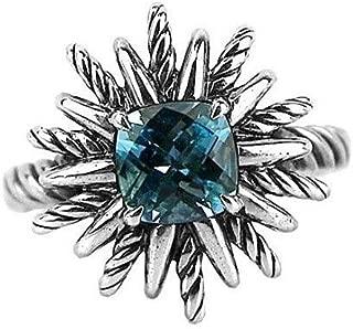 Best david yurman blue topaz infinity ring Reviews