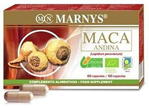 Maca Andina Bio 60 cápsulas de Marny\'s