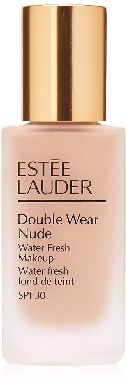 ごめんなさい想像するあたたかいエスティローダー Double Wear Nude Water Fresh Makeup SPF 30 - # 2C1 Pure Beige 30ml/1oz並行輸入品