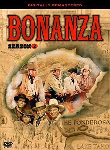 Bonanza - Season 2 (Neuauflage) (8 DVDs)