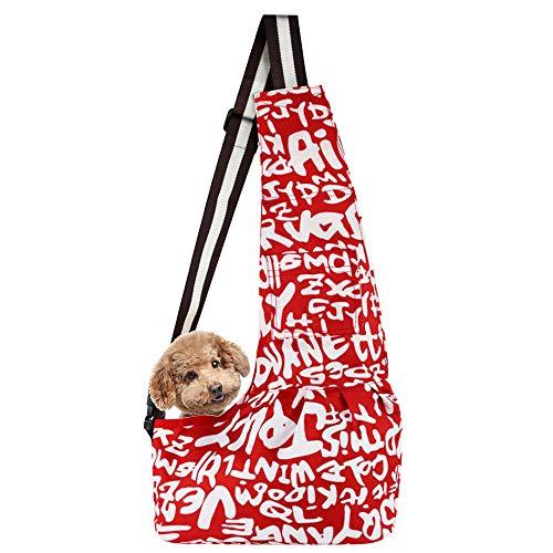 Ligera DAYOLY Mochila de Transporte para Mascotas con Apertura Superior de Malla Plegable para Viajes y Senderismo Transpirable Bolsa de Transporte para Perros y Gatos