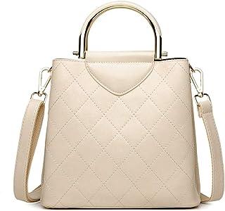 ZMDB 2020 bolsos mujer, bolsos bandolera de mujer de PU Bolso de hombro femenino con múltiples bolsillos y compartimentos,...