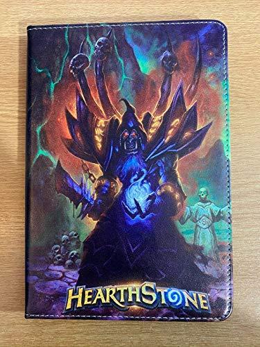 Per iPad mini 1 2 3 4 5 Hearthstone Guldan Warcraft Nether Twister Nuovo Smart Caso Della Copertura