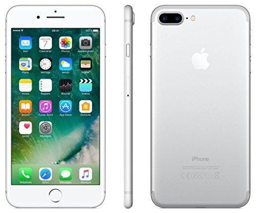 Apple iPhone 7 Plus 32GB - Silber - Entriegelte (Generalüberholt)
