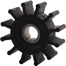 Createshao Impeller 10077K M-5 Onan 132-0375 Westerbeke 11764 33100for Sherwood Inboard Motor 12 Blade