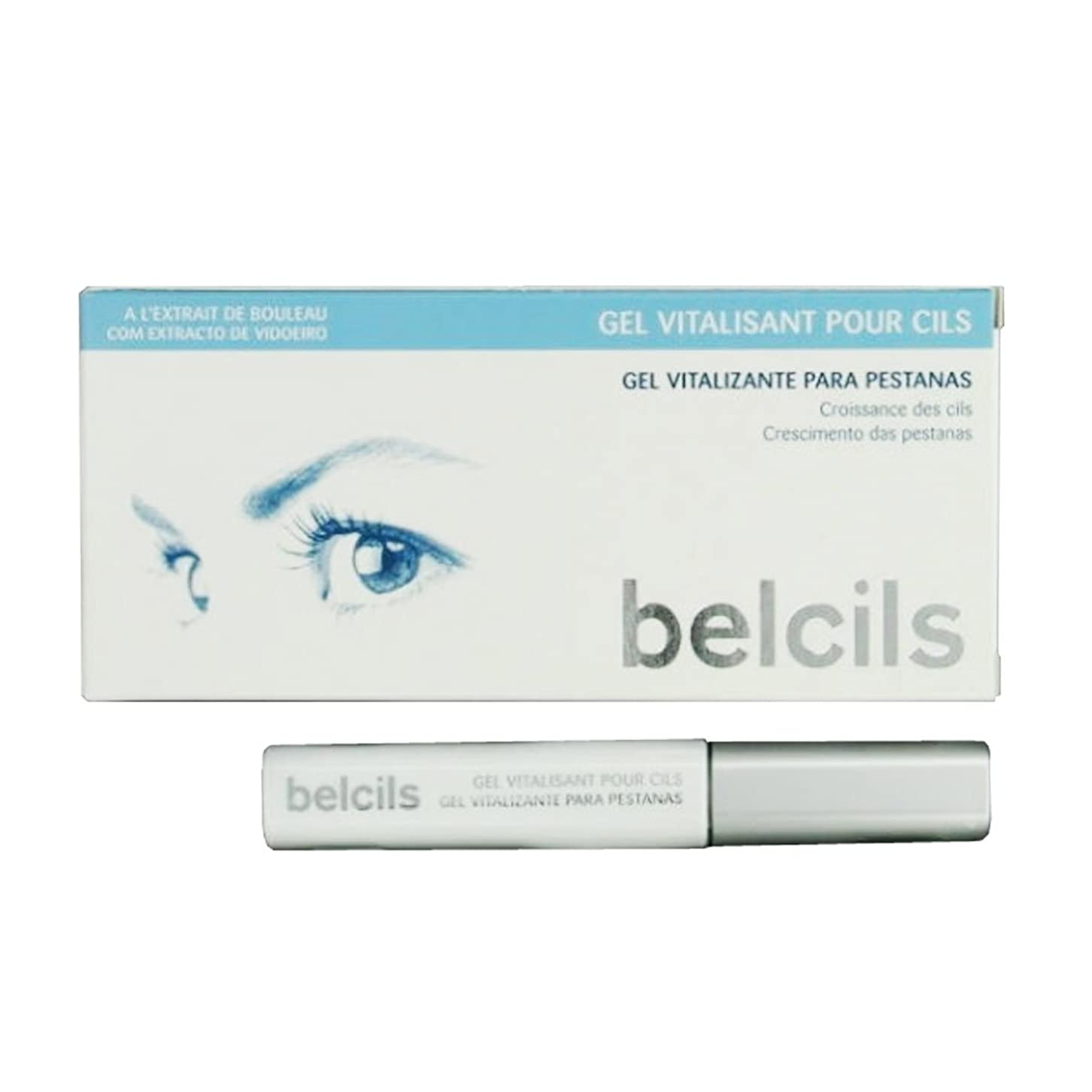 狂人ひどい比率Belcils Vitalizing Eyelash Gel 8ml [並行輸入品]
