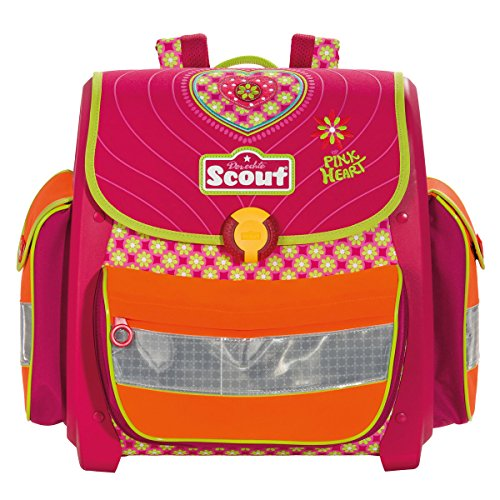 Scout Schulranzen Buddy Pink Heart Pink 49200078700