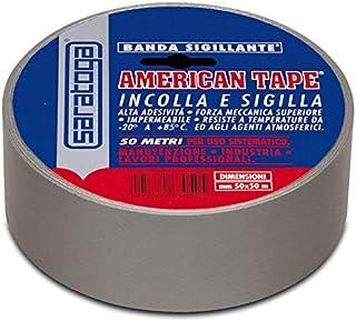 Saratoga Nastro American Tape 50 Mt- H.50 mm