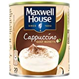 Maxwell House Café 305G Soluble Cappuccino Noisette Boite
